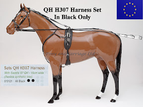 Zilco Racing Trotting Horse Harness QH H307