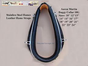 Buggy Full Horse Collars Aaron Martin