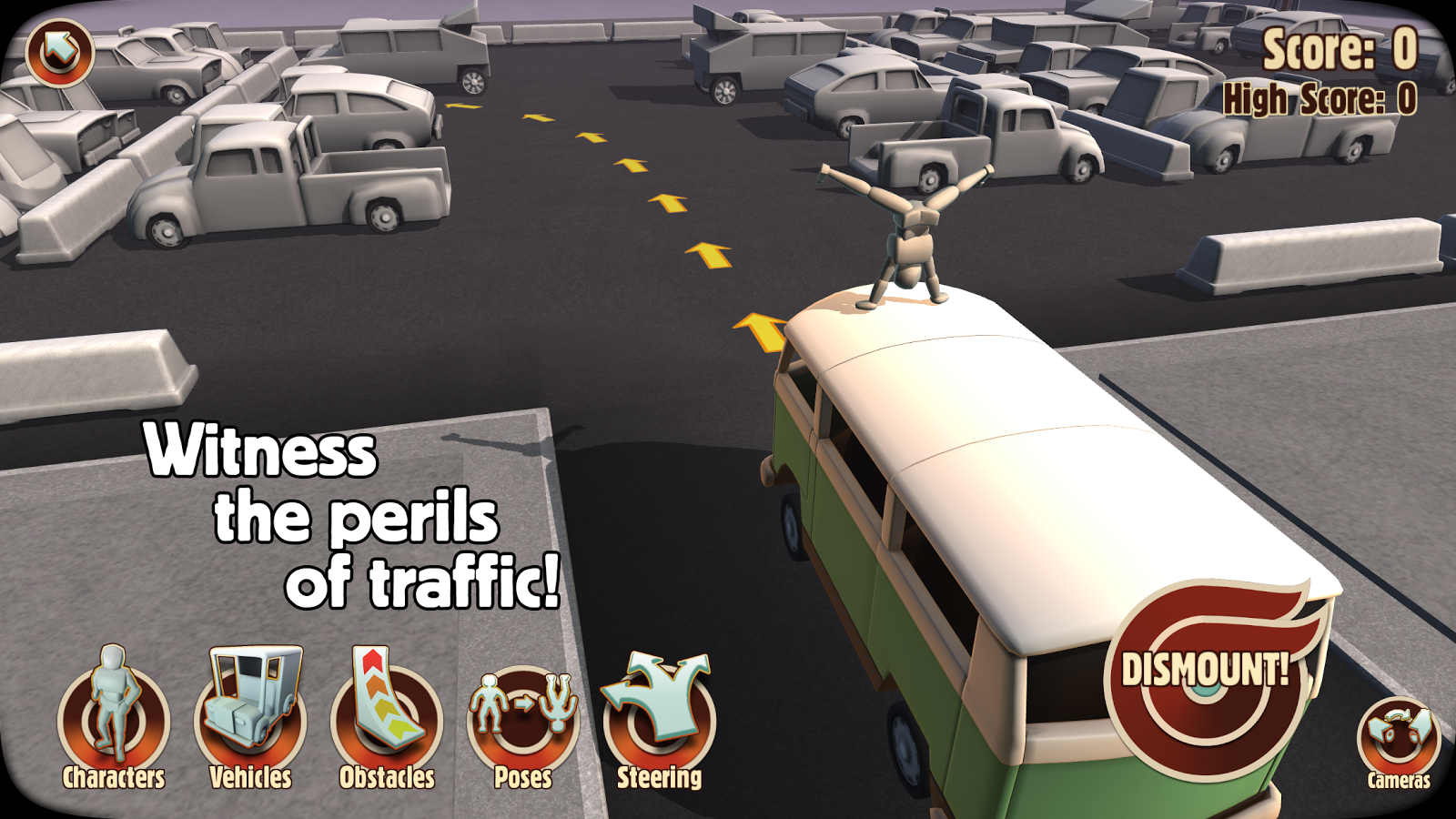 Turbo Dismount™ Screenshot 1