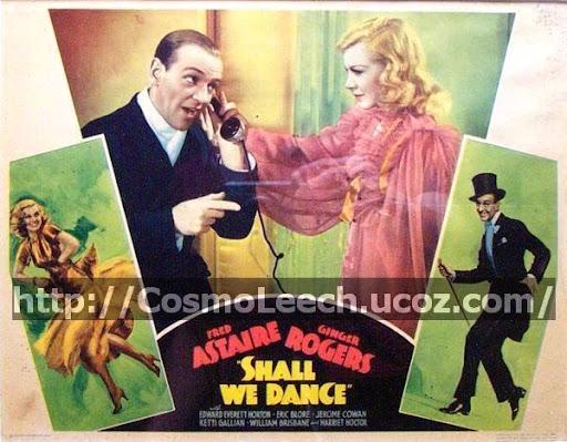 ΑΣ ΧΟΡΕΨΟΥΜΕ Shall We Dance 1937 Fred Astaire Ginger Rogers  CLGrTv