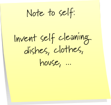 selfcleaning