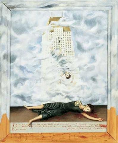 el suicidio de Dorothy Hale