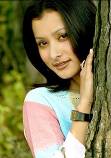 namrata shrestha tree