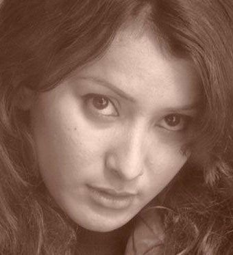 namrata shrestha closeup