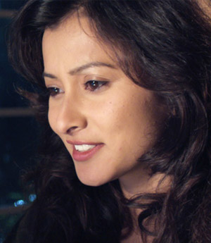 namrata shrestha profile