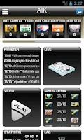 Screenshot of AIK Hockey