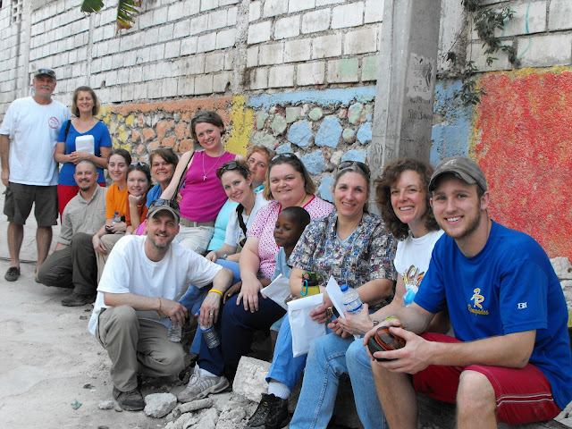 Medical Missions Team in Port Au Prince