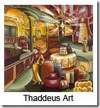 thaddeus art