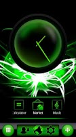 Screenshot of Livid Green Theme for GDE - HD