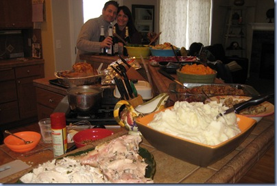 Thanksgiving Dinner 2