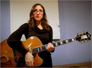 "One Track Mind: Mary Halvorson ""Sea Seizure (No. 19)"" (2010)"