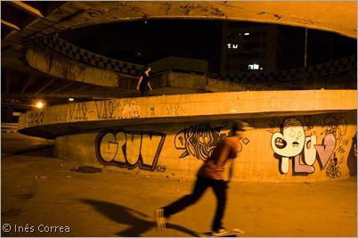 Skate - Praça Roosevelt