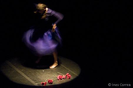 Tateando a noite com os pés, 6+1 Cia de Dança