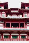 Le grand temple boudhiste de chinatown