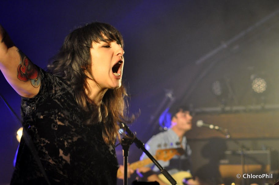 Avis et critique du concert de lilly wood and the prick for Avis maison compere