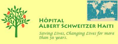 click to go to Haiti's Albert Schweitzer Hospital