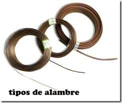 alambres