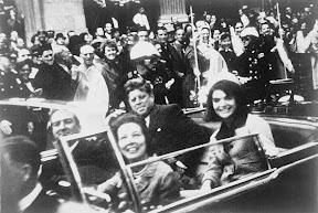 John F. Kennedy motorcade