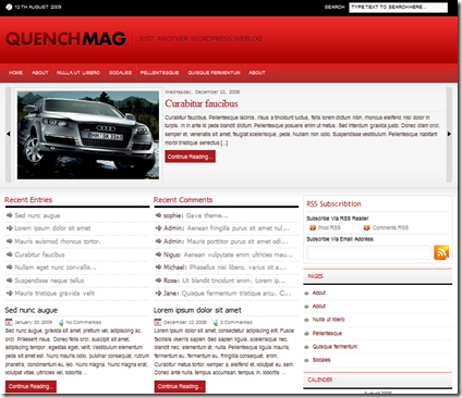 theme-wordpress-quenchmag