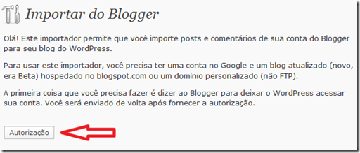 autorizar-blogger-wordpress