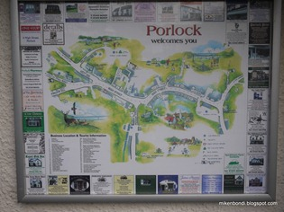 Porlock welcomes you
