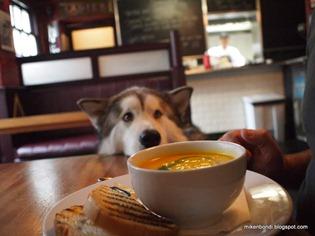 Woolpack No.3 soup despair