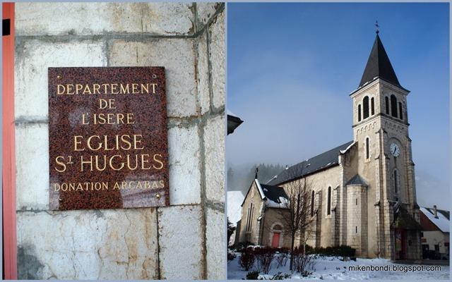 2010-12-29 VOIRON - 3 Eglise St Hugues