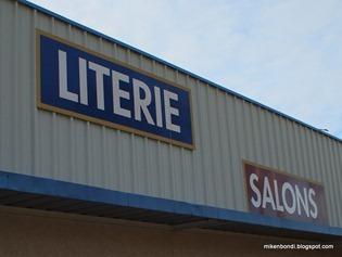 Literie Salons