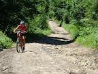 Droga do podjeżdżania bardzo dobra, stromizna akurat, podłoże twarde, kamieni brak