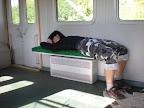 Kolarz ArteQ odsypia poranne wstawanie