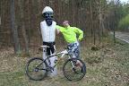 W lesie spotkaliśmy też Białego Murzyna, który okazał się spoko ziomem