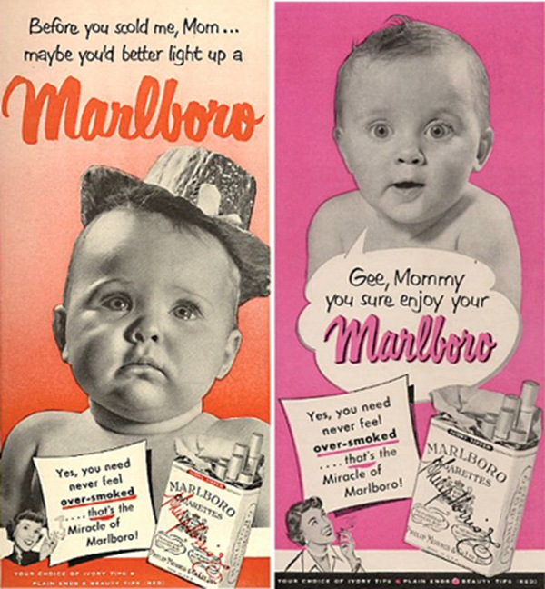 Marlboro Mummy