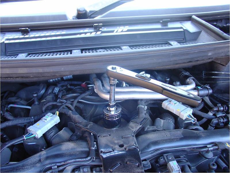 Fullfatrr View Topic Tdv8 36 Ffrr Oil Change How Torhfullfatrr: 2007 Range Rover Sport Oil Filter Location At Gmaili.net