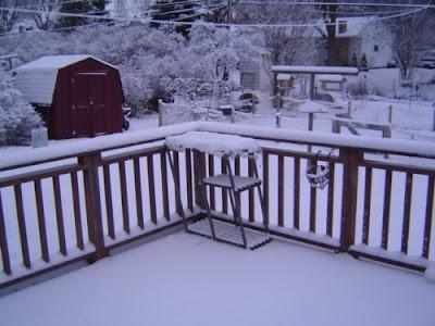 snow snow snow DAMMIT