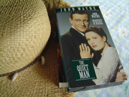 image of video tape The Quiet Man
