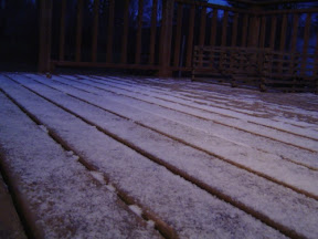 image of first snow