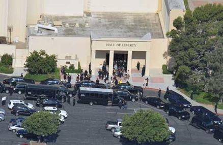 funeral de michael jackson