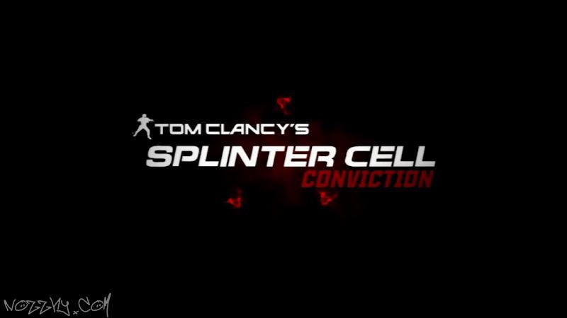 PREMIERS PAS : Splinter Cell Conviction (Xbox 360)