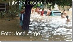 S - Enchente em Estancia 2009 J.Jorge  XIV