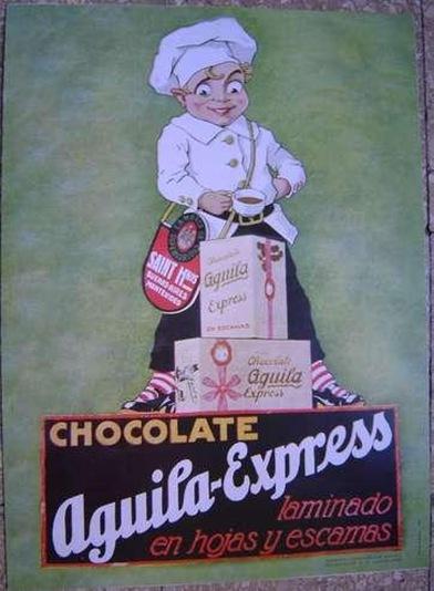 Publicidad Aguila 1967