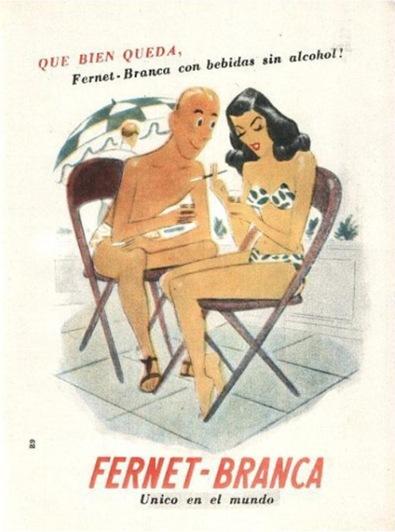 Publicidad Fernet