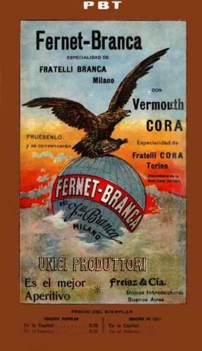 Publicidad Fernet 1967