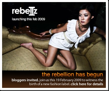 Poster Rebellz