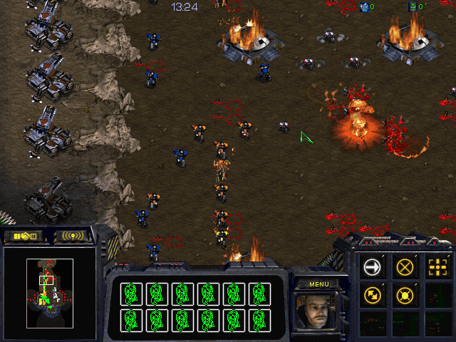 Download StarCraft Map: Saving Private Ryan