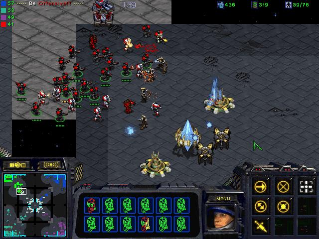 Download StarCraft Map: Offensive Strike II