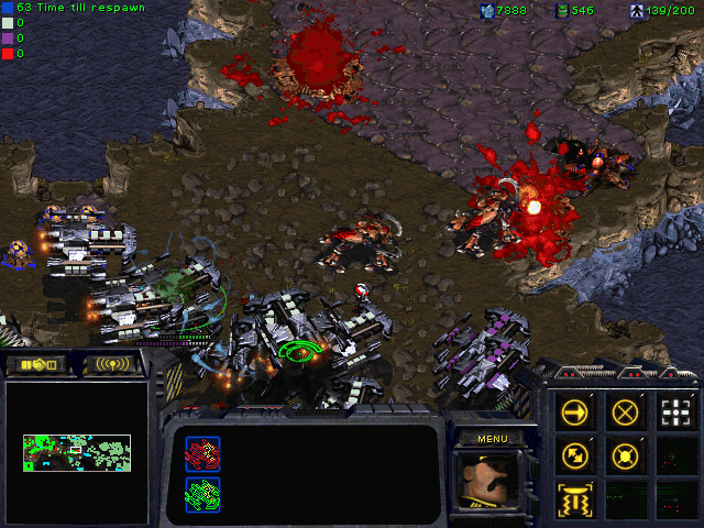 Download StarCraft Map: Squad Support