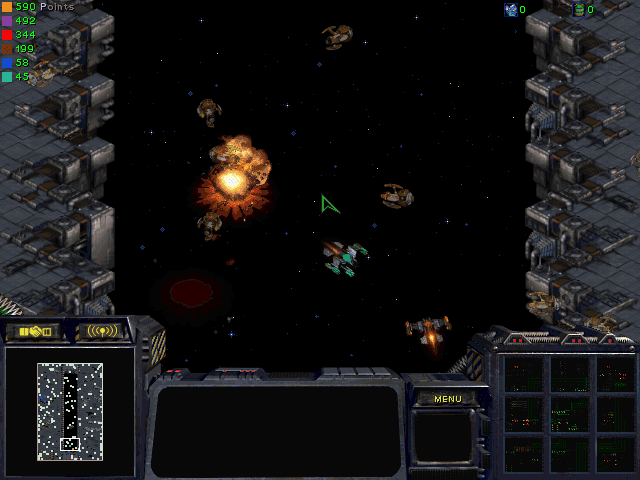 Download StarCraft Map: Observer Madness, Observers Dodge
