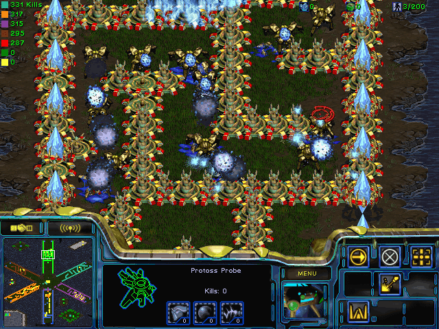 Download StarCraft Map: Star Photon Cannon Defense