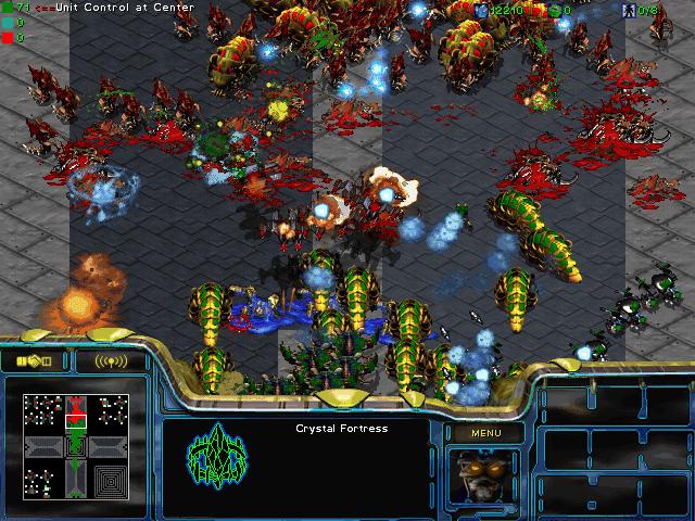 Download StarCraft Map: BattleCraft ROGUE-X
