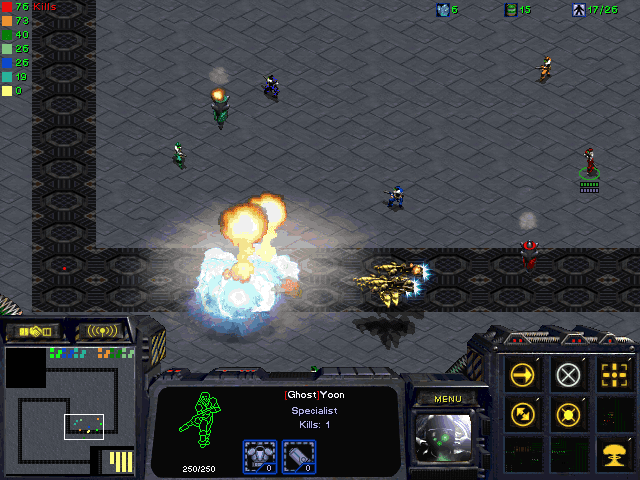 Download StarCraft Map: Nuclear Defense 6ooo